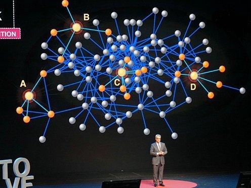 《大连接》作者Nicholas :社交网络仍遵循古代规律