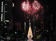 世界最高圣诞树