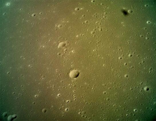 我国成功获取嫦娥五号预定采样区地形地貌信息