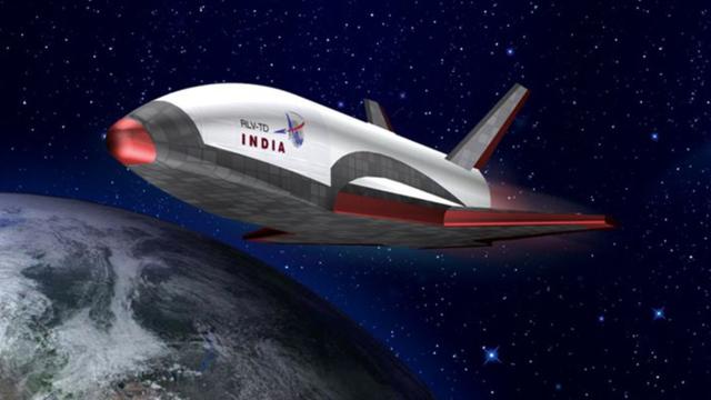 印度空间研究组织将发射可回收运载火箭