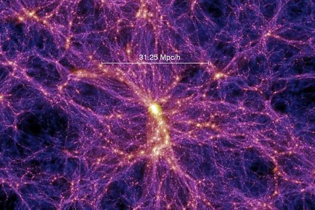 瑞士科学家发现宇宙空间中充满炙热气体