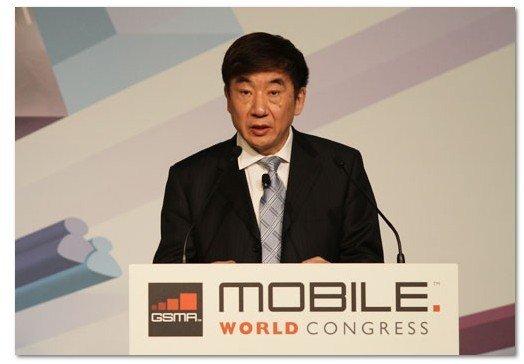 中移动奚国华:2013年目标建全球最大LTE网络