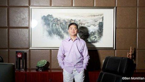 《金融时报》:京东商城刘强东