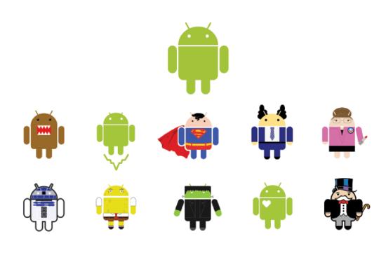 谁设计了Android标识?