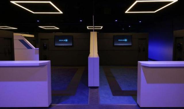 首家IMAX VR游乐中心开业 未来分店将开到上海