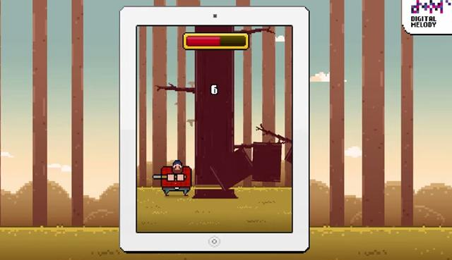 """傻游戏停不下来:小鸟不在,伐木�';%߈Z�h8LE';%߈Z�h�于Flappy Bird当初莫名地爆红,Timberman的成功还是有一些明显可见的因素影响:它得到了苹果的首页推荐。这在很大程度上帮助了游戏的曝光。</p> <p>因此也有分析人士称,自Flappy Bird之后,那些被认为是下一代傻鸟的游戏背后都有助推力,比如花了钱在社交网络上做推广、游戏制作人有些名气或者像Timberman一样有苹果推荐。真正像Flappy Bird那样,连开发者自己都不知道因何而火的游戏依旧属于极小概率成功事件。</p> <p>腾讯科技曾对""""为何游戏越傻,人们越爱玩""""的现象做过盘点分析,从中也能预料到Timberman类游戏往往爆红得快、跌落得更快。如今,移动游戏市场稀缺的还是如Clash of Clans、Candy Crush Saga这样口碑和品质俱备的新成功者。</p> </div> </div> <div class="""