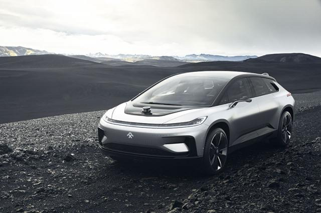 Faraday Future推出全电动汽车 未来面临严峻考验