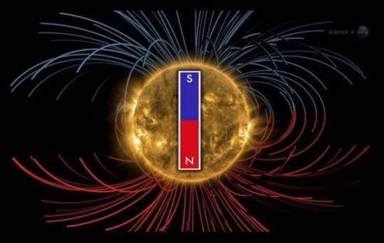 太阳磁极即将颠倒!北极已出现翻转迹象