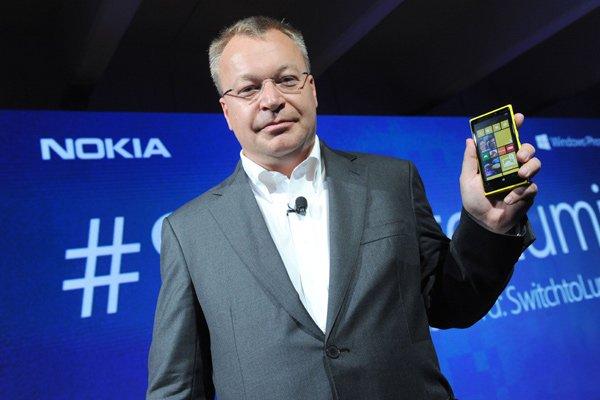 诺基亚CEO暗示可能推更廉价Lumia手机