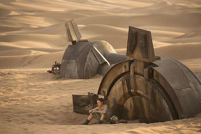 关于《星球大战》的几个疑问:光剑是什么原理?