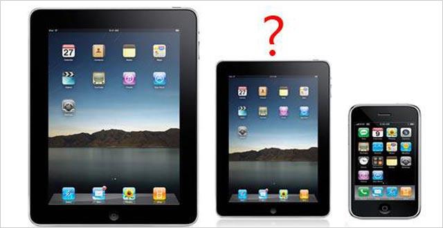 乔布斯遗腹子iPad mini要打谁的7寸?