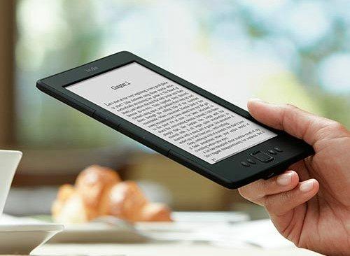 亚马逊收购屏幕技术公司 或推彩色电子书