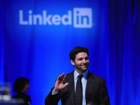 职业社交网站LinkedIn用户达3亿 移动端贡献大