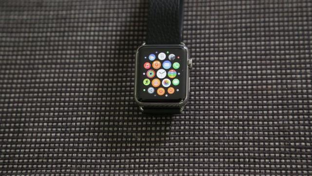 莫博士:试用Apple Watch一个月的体会