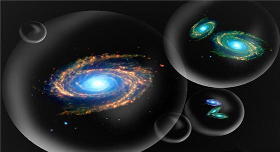 天文学家或发现平行宇宙的证据