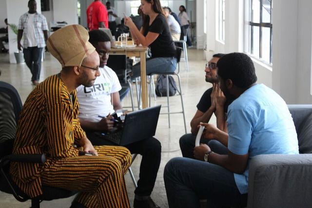你可能没想到 连遥远的非洲大陆也出现了创业潮