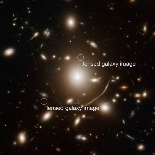 宇宙首个星系诞生于大爆炸之后2亿年(图)
