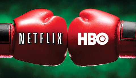 互联网原创影视里程碑:Netflix制作量反超HBO
