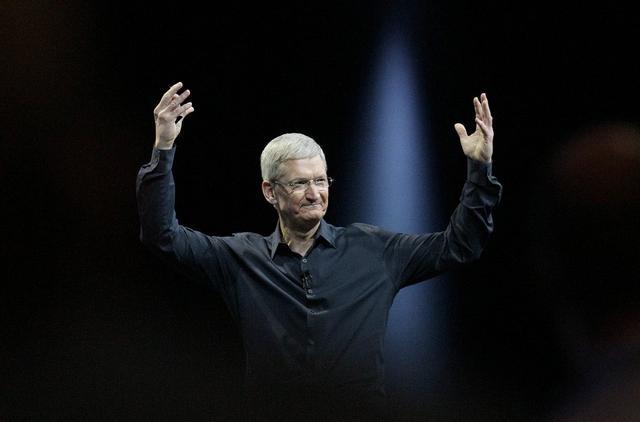 iPhone比三星手机卖得快