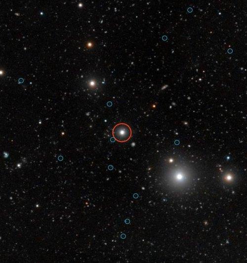"""科学家首次确认早期宇宙中存在""""暗星系"""""""