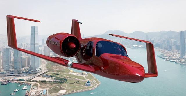 一个世纪过去 所谓的飞行汽车概念真的靠谱吗?