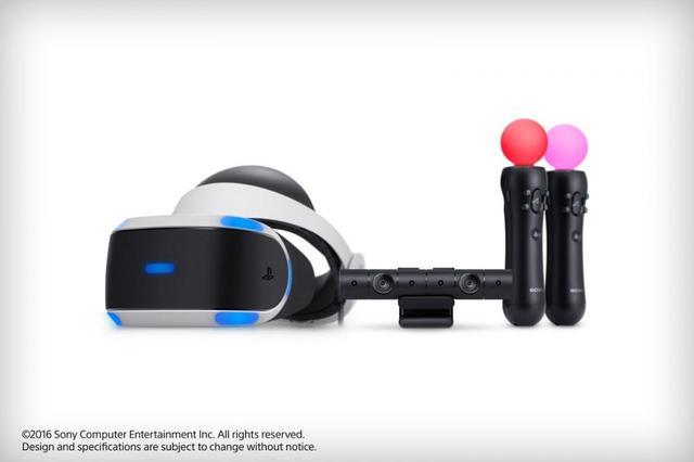 《福布斯》深度评测PS VR:通向未来游戏的第一步