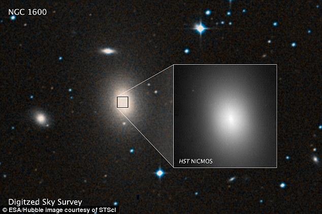 科学家发现宇宙最大规模黑洞 清空了周围空间