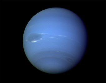 海王星自转周期(图)