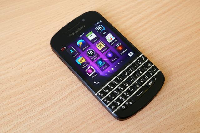 AOL CEO:工作最爱用黑莓手机