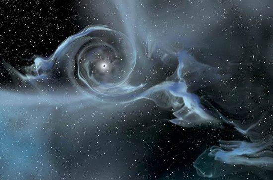 剑桥教授发现黑洞中央奇点或宇宙中最小单位