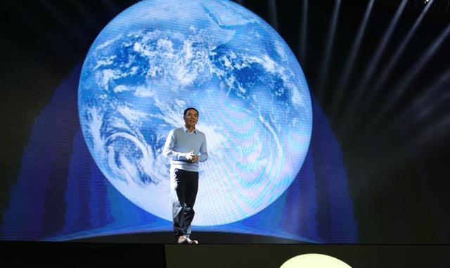 """微信张小龙公开演讲:未来将开发""""应用号"""""""