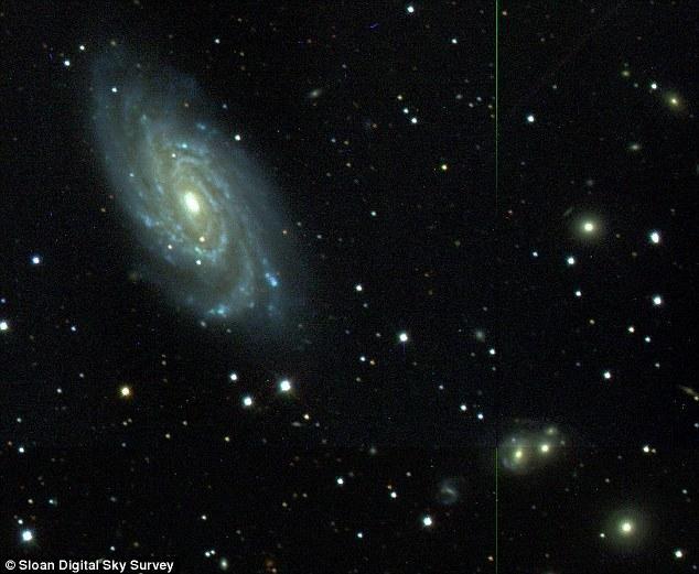 研究人员揭秘生命元素怎样穿过宇宙