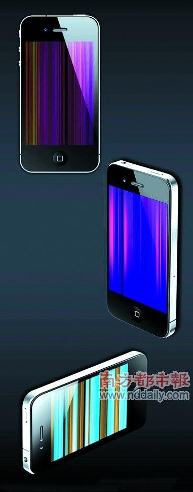 选联通3年合约186元套餐可0元购8GB iPhone4