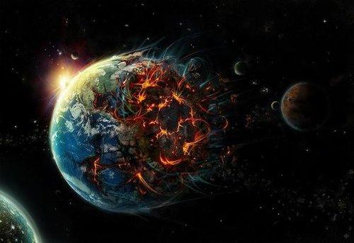 科学家辟谣末日传言:小行星撞地球纯属虚构