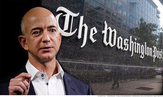 华盛顿邮报2.5亿美元易主 原母公司宣布更名