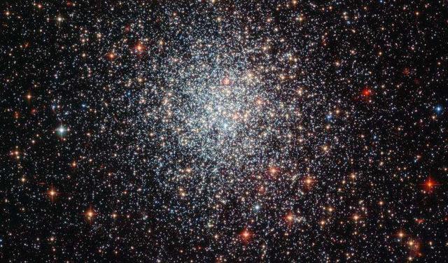 中国科学家发现星团中寄生的星族