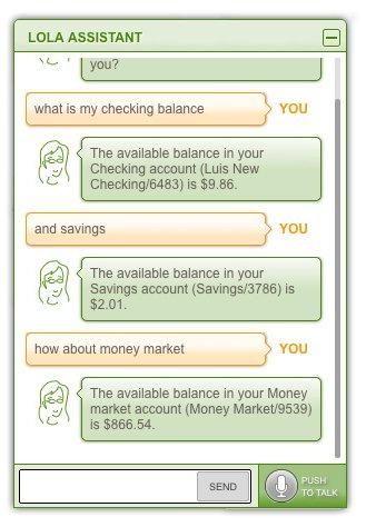 """Siri接班人"":智能银行助理Lola"