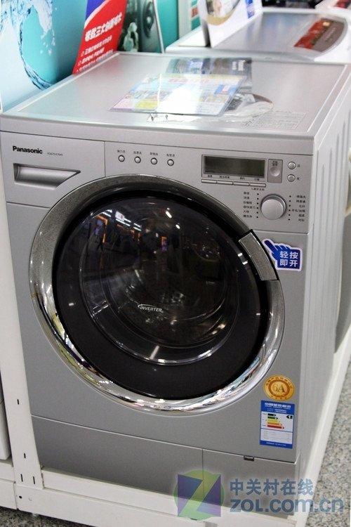 松下xqg70-e70xs滚筒洗衣机