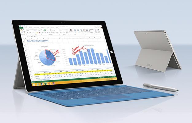微软将停产Surface系列平板