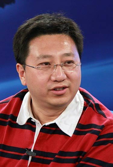 冒泡网CEO王江