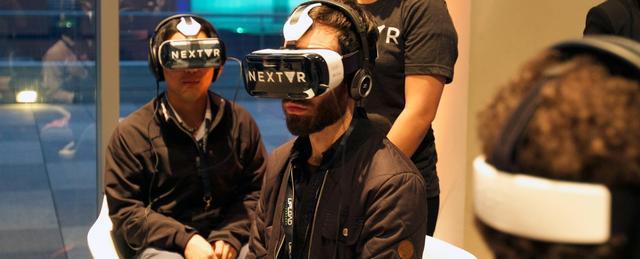 "VR音乐发展有点慢 很多公司在做只是为了""装"""