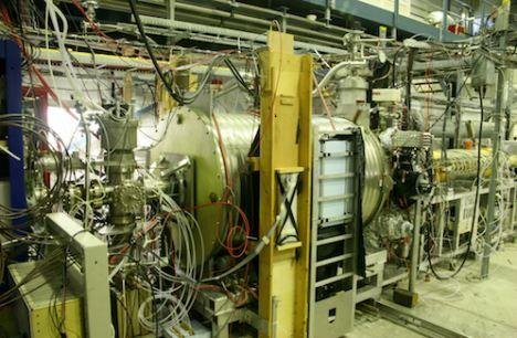 人类首次捕获反物质 可爆发出巨大能量(图)