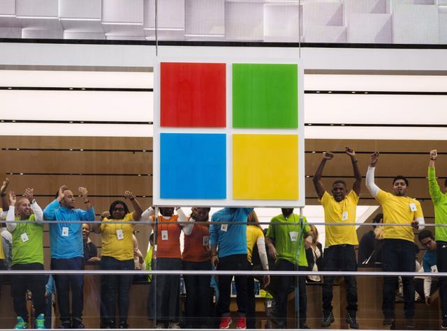 微软拟将山景市园区扩大25% 人力资源增加50%