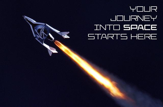 英国公司推出25万美元太空旅游项目