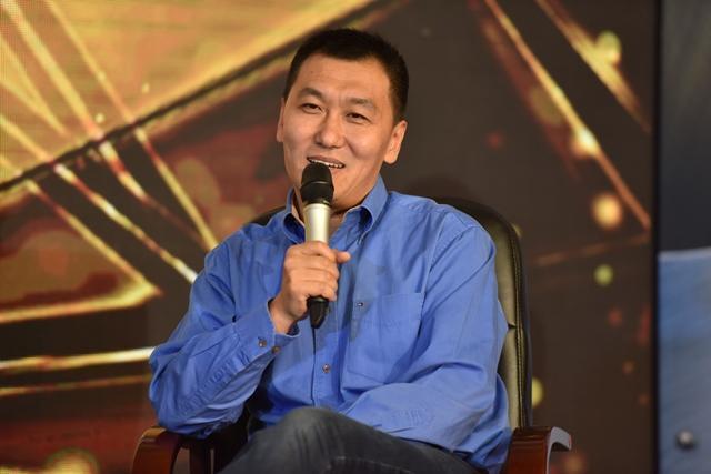 腾讯副总裁孙忠怀:网生内容将成为行业挑战下的新机会