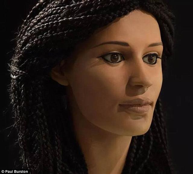 古埃及木乃伊验尸显示18岁少女生前喜爱吃糖