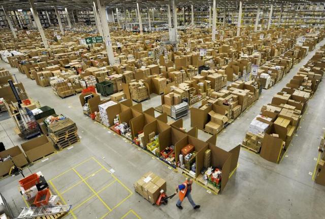 亚马逊第二季度净利8.57亿美元 同比大涨832%
