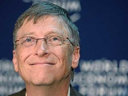 盖茨去年身家增70亿美元 挣钱速度超过捐赠