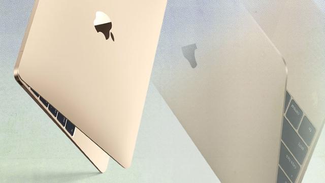 新MacBook有多薄?对比完它的兄弟们惊呆了