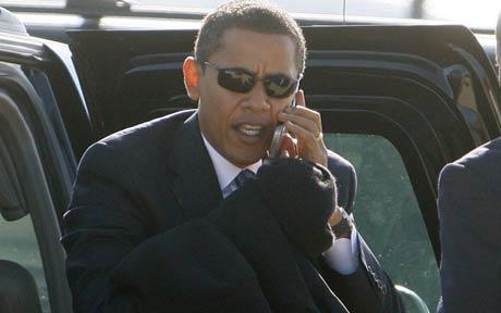 NSA技术总监披露奥巴马黑莓手机设计过程